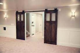 interior sliding barn doors for homes interior sliding barn doors with glass panels how to build