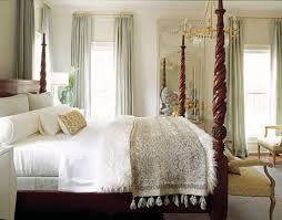 4 Poster Bed With Curtains White Bedroom Four Poster Bed U0027moonlight White U0027 By Benj U2026 Flickr