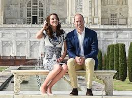 where do prince william and kate live prince william and kate visit the taj mahal abc news
