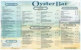 Harrah S Las Vegas Map by Oyster Bar At Harrah U0027s Menu Las Vegas Dineries