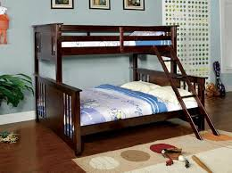 Cleveland Extra Long Twin Over Over Queen Bunk Beds - Queen sized bunk beds