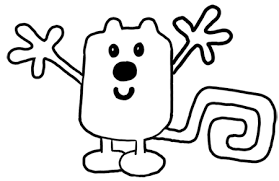 draw wubbzy wow wow wubbzy step step drawing
