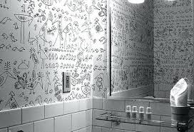 funky bathroom wallpaper ideas wallpaper patterns for bathroom view product grasscloth wallpaper