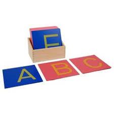 phonogram word lists for nienhuis double sandpaper letters