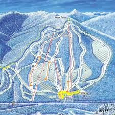 Mountain Map Trail Maps Attitash Mountain Ski Area