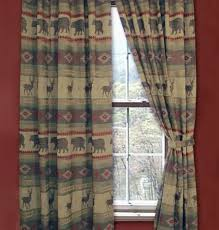 Rustic Curtains And Drapes Adirondack Furniture By Adk Rustic Interiors Specializing In Log