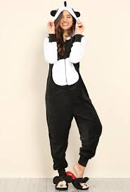 pj jumpsuit hooded panda pj jumpsuit shop floral dresses at papaya clothing