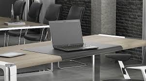 sous en cuir pour bureau sous mains en cuir pour bureau open mobel linea accessoires de bu