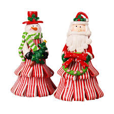 New Year Decoration Craft by Aliexpress Com Buy New Year Gift Ceramic Santa Claus Ornaments