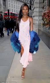 natural hair model jobs atlanta leomie anderson says black models mistreated during lfw daily