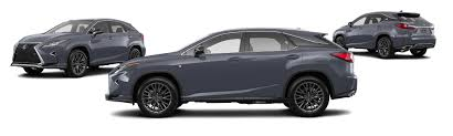 lexus build suv 2017 lexus rx 350 f sport 4dr suv research groovecar