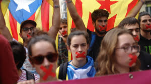 on a wave of anger spain u0027s richest region moves to secede