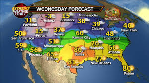 Weather Map Phoenix by 2010 Fox News Weather Blog