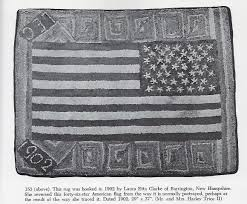 American Flag Rugs Antique Rugs Mary Jane U0027s Rugs