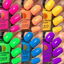 my nail polish obsession lechat dare to wear retro remix summer