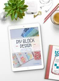 block design diy block design blossom quilts