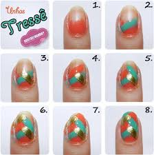 10 best easy nail art step by step designs for learners and beginners