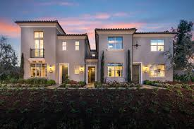 new homes in irvine ca