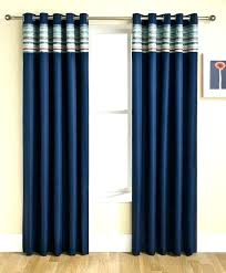 Navy And Grey Curtains Blue And White Curtains For Bedroom Blue Curtains For Bedroom