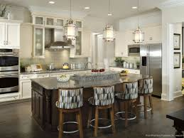 mission style kitchen island kitchen pendant lighting and over island the perfect amount of