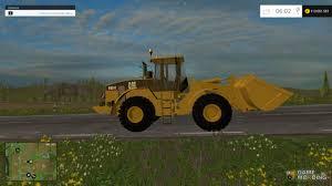 cat 966 g wheel loader v 1 0 for farming simulator 2015