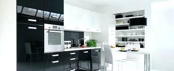 deco cuisine gris et blanc ide dco noir et blanc salon stunning salon noir blanc