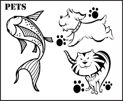 pet coloring pages 8425