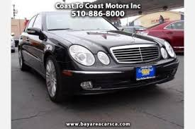 2006 mercedes e class used 2006 mercedes e class for sale pricing features