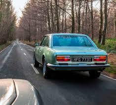 peugeot 504 coupe pininfarina peugeot 504 coupe test drive drive