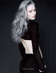 dark hair with grey models 128 best grey silver hair images on pinterest silver hair grey
