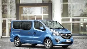 opel vivaro opel vivaro tourer pack announced