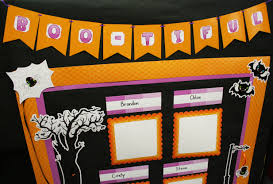 4 ways to use the happy halloween bulletin board set u2013 inspired in