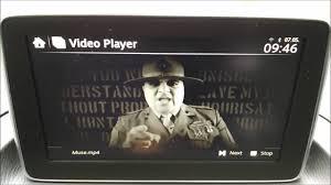 mazda video player test youtube