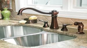 moen bronze kitchen faucet kitchen appliances moen two handle kitchen faucet toilet and