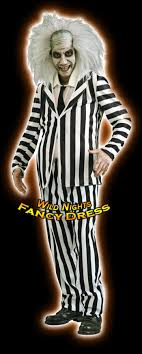 beetlejuice costume fancy dress costume h s beetlejuice costume xl