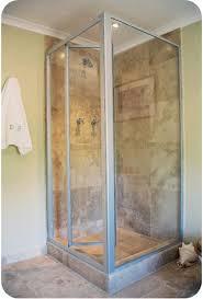 Infold Shower Door Silhouette Infold Framed Shower Door Showerline