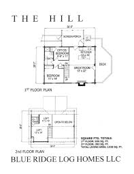 blue ridge floor plan emerson a frame log homes blue ridge log homes 540 337 0033