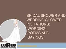 Summer Garden Quotes - bridal shower invitations free bridal shower invitation verses
