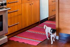 Kitchen Scatter Rugs The Perfect Kitchen Rug Is Both Pretty And Washable Kitchn