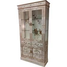 asian curio cabinets oriental furnishings