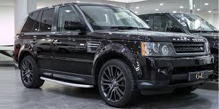 luxury range rover land rover sport tdv6 hse 2009 gve luxury vehicles london