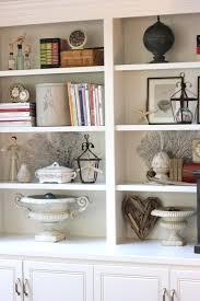 styling bookshelves forever cottage