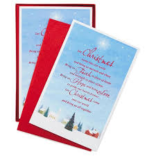 warmth and cheer cards box of 40 boxed cards hallmark