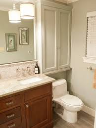 Bathroom Storage Above Toilet Bathroom Storage Cabinets Toilet Wall Cabinet Above In The