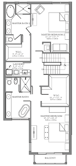 dual master bedroom floor plans tahiti model c second level dual master bedrooms png