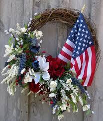 Grapevine Floral Design Home Decor The 104 Best American 4th Of July U0026 Veterans U0027 Day Floral Design Ideas