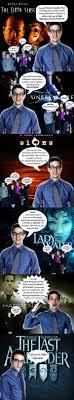 M Night Shyamalan Meme - the evolution of an m night shyamalan fan chart