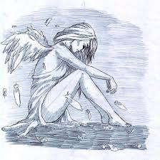 i u0027m so lonely broken angel by szitakoto on deviantart