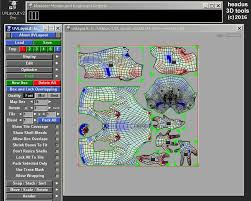 uv layout video tutorial uvlayout 2 09 04 available cgpress
