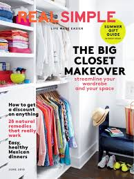 Real Simple Magazine by Press U2014 Breakups To Makeup
